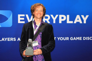 IndiePrize 2014 - Mark Allon